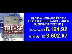 Apostila Concurso Público ANALISTA JUDICIÁRIO -  ÁREA JUDICIÁRIA TRE[ SP ]
