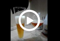 Il boccale di birra: piccolo test sul rapporto tra forma e schiuma.   Beerplus, la birra naturale allo zenzero fresco.