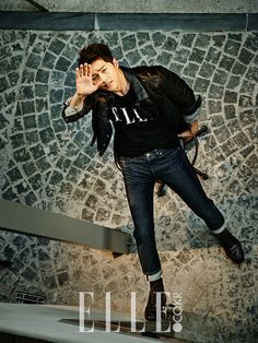 Song Joong Ki - Elle Magazine October Issue '15