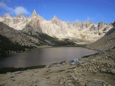 Bariloche Refugio Frey