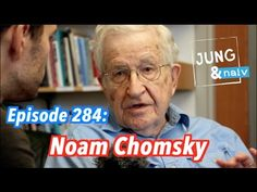Noam Chomsky: The Alien perspective on humanity - Jung & Naiv: Episode 284 Martin Luther King, Democracy Now, Politics, Barry University, Naive, Voice Of America, Noam Chomsky, Youtube Kanal