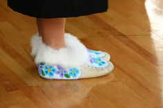 Convocation ceremony for Faculty of Arts and Faculty of Human, Social and Educational Development on June Beaded Shoes, Beaded Moccasins, Baby Moccasins, Seed Bead Patterns, Beading Patterns, Beading Ideas, Native Beadwork, Native American Beadwork, Baby Moccasin Pattern