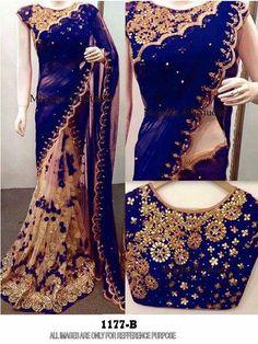 Indian Bollywood New Designer Saree Wedding Party wear Pakistani Lehenga Sari 5 #krishacreation #sareesari