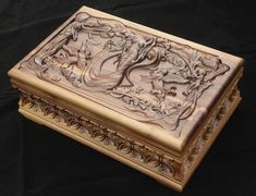 Luxury Jewelry Box