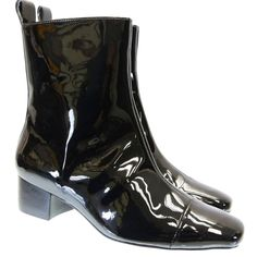 Bota Cano Curto Val Ferret VZ Preta VF1 Sapri by Moselle | Moselle sapatos finos femininos! Moselle sua boutique online.
