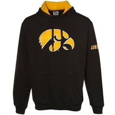 Iowa Hawkeyes Black Classic Twill Hoody Sweatshirt (XX-Large) by Colosseum. $34.95. Iowa Hawkeyes Black Classic Twill Hoodie Sweatshirt9.5 oz. Midweight fleeceTwill lettering & logo80% Cotton/20% PolyesterOfficially licensed collegiate productQuality embroideryContrast inner hood liningImportedFront pouch pocketMidweight pullover hoodie with soft fleece liningHood with shoelace drawstringRib-knit cuffs & waist80% Cotton/20% PolyesterMidweight pullover hoodie wit...
