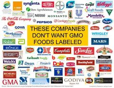 Well I don't eat their food anymore because that must mean they are ALL GMO poisoned....