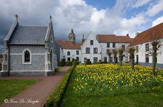 Béguinage of Oudenaerde (Unesco), Belgium