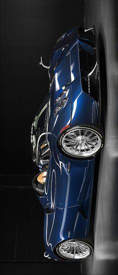 (°!°) Pagani Huayra Roadster