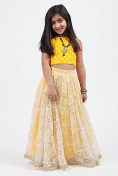 Kids fashion wear ideas for indian wedding. Wedding Dresses For Kids, Dresses Kids Girl, Kids Outfits, Baby Dresses, Wedding Outfits, Dress Wedding, Kids Dress Wear, Kids Gown, Kids Wear
