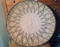 copper basket by AteljeMaia on Etsy
