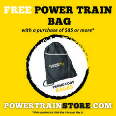 Power Train Bag #PTGear