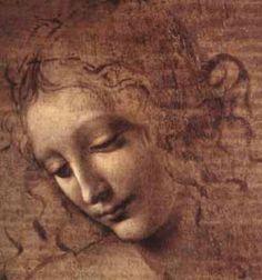 Renaissance art. Leonardo Da Vinci
