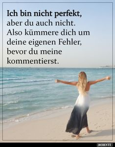 German Quotes, Word Pictures, Life Purpose, True Words, Cool Words, Slogan, Verses, Psychology, Wisdom