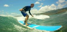 Private surf lessons off the boat at uncrowded breaks!