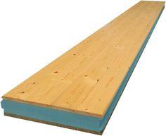 THERMOCHIP® GRAN FORMATO, el panel sándwich para grandes obras | #THERMOCHIP #panel #madera #decoracion #arquitectura #aislamiento #eficiencia