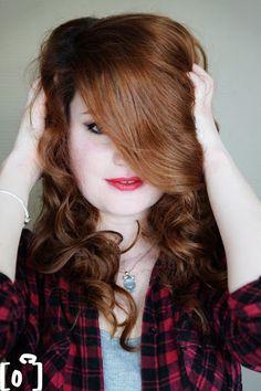 Lucka z Be Fabulous :) a focení s Palatin Photography :) na fotce má červenou rtěnku ze svého e-shopu