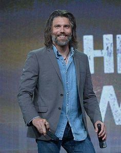 Does this man ever look bad? Anson Mount, Clint Bowyer, Hell On Wheels, Lights Camera Action, Hot Hunks, Good Looking Men, Man Crush, American Actors, Beautiful Men