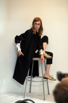 Much love for @TOMBOY_fashion! Caught on set w Maciek & co. http://blog.naver.com/tomboykorea/40165250837 [behind-the-scenes sneak preview of FW campaign] @Next Models