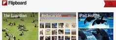 La aplicación Flipboard ya ha salido para móviles Android, lo que la hace más relevante para profesores y alumnos, en donde predomina este sistema operativo. Se trata de una revista digital interactiva y social que puedes personalizar añadiendo contenido de temas variados.