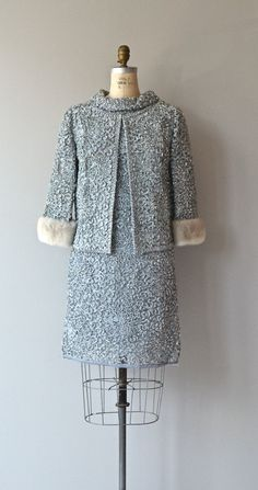 1960s jacket and dress