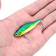 Lot 10pcs mixed Kinds of Fishing Lures Crankbaits Hooks Baits Tackle Metal KY