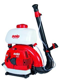 SOLO 451 power mist blower - For mosquito treatments #mosquitos #equipment  #pestcontrol #bwicompanies
