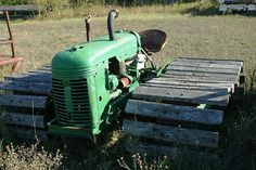 Another view of the Oliver Crawler by D. Bjorn, Catchin' Up, via Flickr