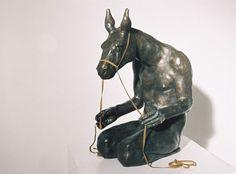 Beth Carter sculpture