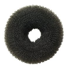 Diane Hair Donut, Small, Black * Click image for more details. Wholesale Hair Accessories, Organizing Hair Accessories, Hair Accessories For Women, Hair Donut, Barber Supplies, Hair Health, Beauty Supply, Ponytail Hairstyles, Hair Pins
