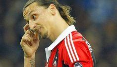 Zlatan Ibrahimovic, 30 anni, al Milan da due stagioni. Reuters
