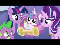 MLP Season 6 Episode 16 - The Times they are a Changeling Full Episode - YouTube