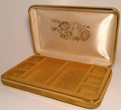 Buxton Jewelry Box by TroutsAntiques on Etsy, $16.99