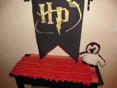 Harry Potter Themed Boys Birthday Party Birthday Party Ideas | Photo 11 of 25