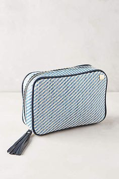 San Remo Cosmetic Case - #anthrofave