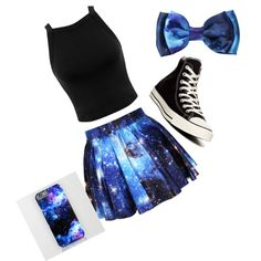 Me in the future... Just wait, you'll see by jerseychey on Polyvore featuring polyvore, fashion, style, Miss Selfridge and Converse