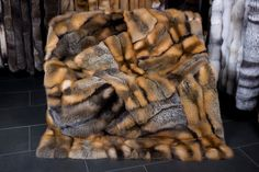 Good Morning Gorgeous, Fur Blanket, Fur Throw, Soft Blankets, Taxidermy, Fox Fur, Bricks, Fur Coat, Boards