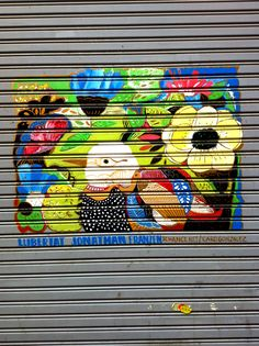 Colorful Freedom  #StreetArt #Street #Art #Barcelona #Colorful #Libertat #Artist #B4S