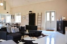 Una casa de estilo nordico llena de contrastes | Decorar tu casa es facilisimo.com