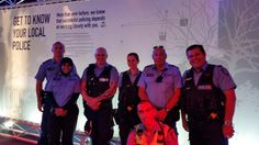 Dwellingup Police at The Perth Royal Show