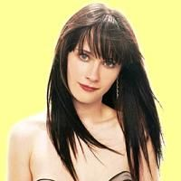 zooey with medium hair - Google Search