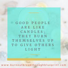 Burnout Break Through Blueprint Good People, Self Care, Burns, Personalized Items