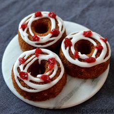Runebergin-torttu-donitsi