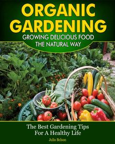 Organic Gardening - Growing Delicious Food The Natural Way (The Best Gardening Tips For A Healthy Life) - http://goodvibeorganics.com/organic-gardening-growing-delicious-food-the-natural-way-the-best-gardening-tips-for-a-healthy-life/