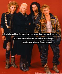 And then I'd chug the bottle of wine/blood and become an awesome vampire bitch! Then we'd kick start to the curb! Lost Boys Movie, The Lost Boys 1987, Old Movies, Great Movies, Awesome Movies, The Most Scariest Movie, Best Vampire Movies, Billy Wirth, Alex Winter