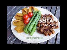 Seitan uit de oven – de eerste kookvideo! – ZuiverSap