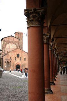 Basilica di S. Stefano - #Bologna, Emilia-Romagna, Italy