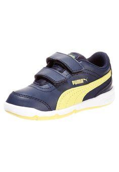 Puma - STEPFLEEX - Chaussures de running avec amorti - bleu
