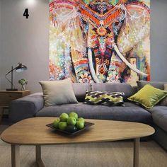 Elephant Mandala Tapestry (Limited Edition)