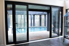 #door #foldingdoor #interior #modern #ideas #architecture #homeremodel #homerenovation #pool #activwall